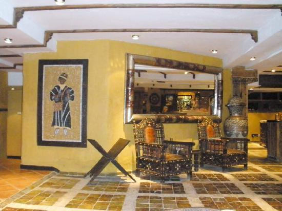 Hotel Xaluca Dades : EL HALL