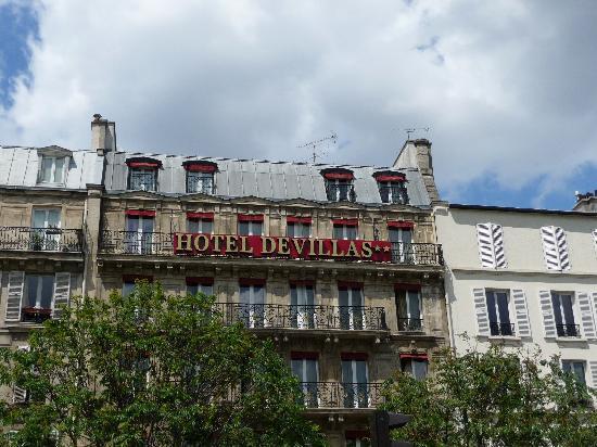 Hotel Devillas: The hotel