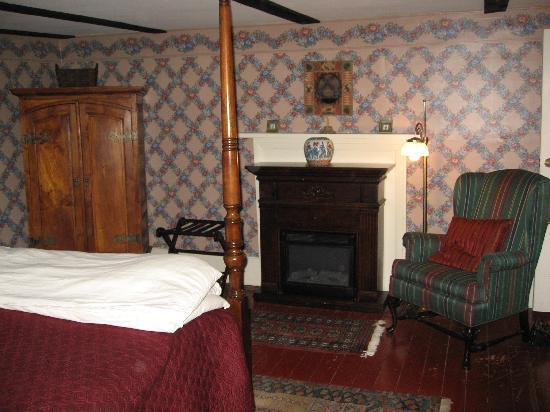 The Jolly Drayman at The Briar Lea Inn: Chulmleigh guestroom