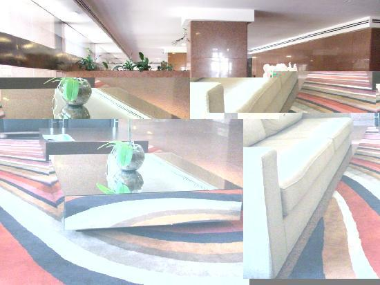 Windsor Plaza Brasília Hotel: lobby do Naoum Plaza Hotel
