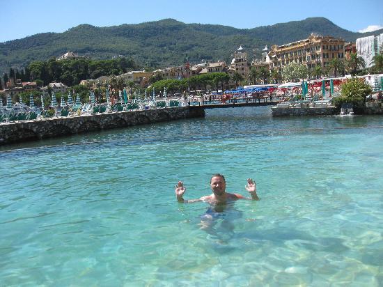 The pool foto di hotel helios santa margherita ligure - Bagni helios santa margherita ...
