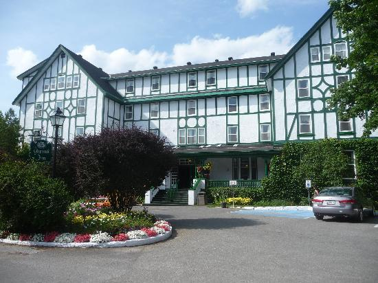 Corner Brook, Canada: The hotel