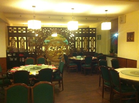 Hong Kong Restaurant: splendid food and Service