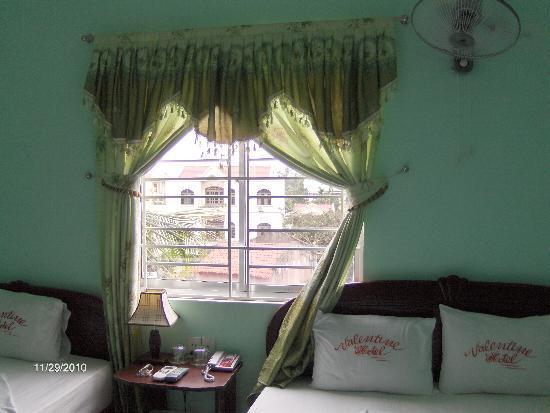 Valentine Hotel: La nostra camera