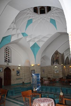 Hamame Kan: The entrance