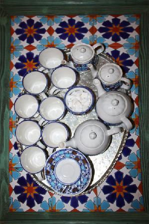 Hamame Kan: Tastes of tea