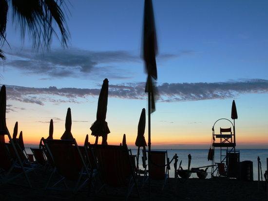 Albenga, Italië: spiaggia