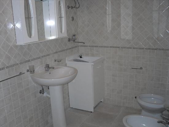 Parco La Conchiglia: bagno
