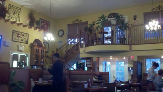 Main Dining Room Picture Of Romanelli