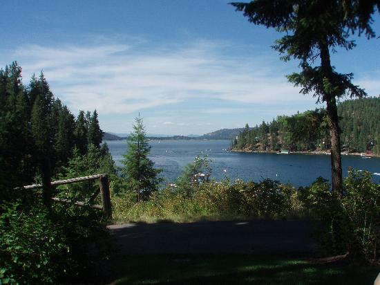 Stoneridge Resort: Pend Oreille Lake in Idaho