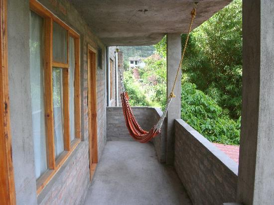 My porch picture of la casa verde eco guest house for Design eco casa verde