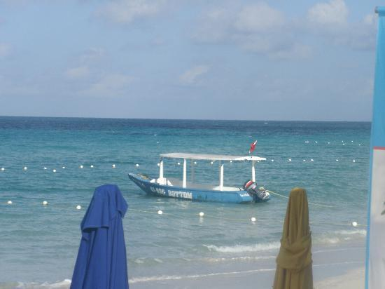 Negril Palms Hotel: That Crystal Clear water I spoke of!