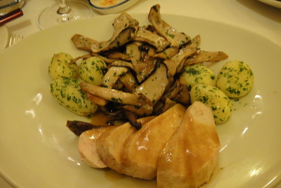 Restaurant Der Kuckuck: Delicious dinner