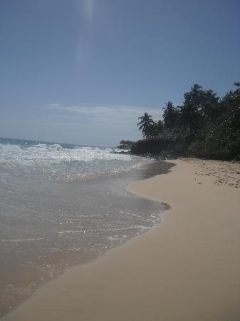 Casa Canada: Corn Island's untouched beaches
