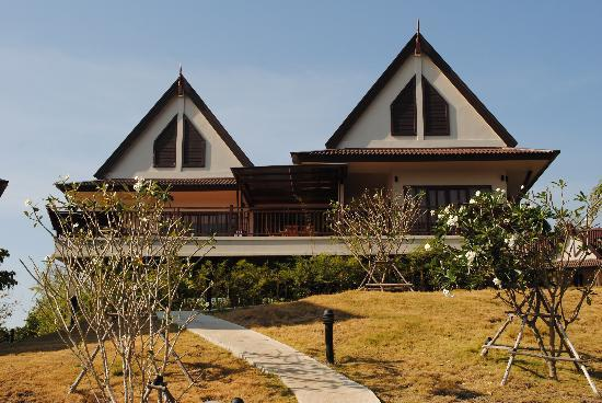 Baan KanTiang See Villa Resort (2 bedroom villas): Our Villa