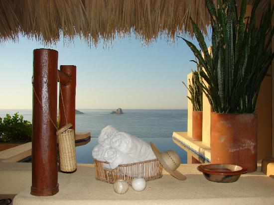 Capella Ixtapa: Our Private Plunge Pool