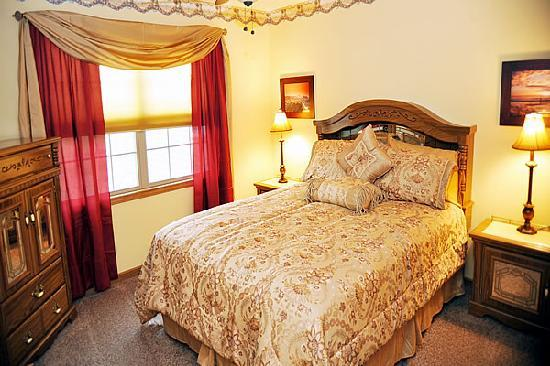 The Paddock Inn Bed & Breakfast: Guest Room