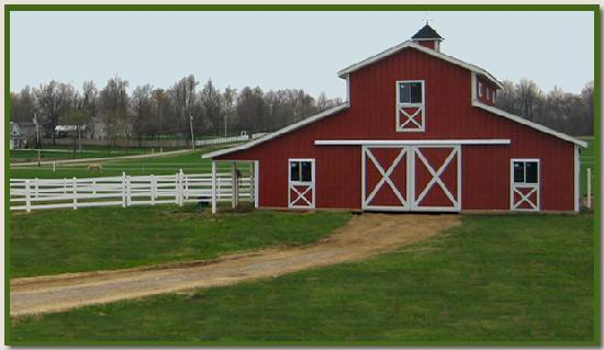 The Paddock Inn Bed & Breakfast: Barn