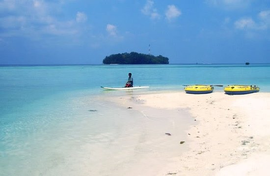 Northern Side Of Thousand Islands Have The Best Beach Review Of Thousand Islands Jakarta Indonesia Tripadvisor