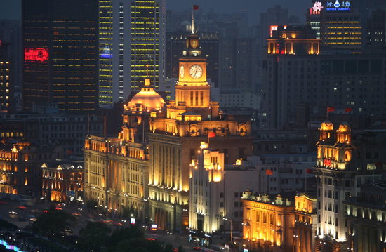 Newman Tours-Day Tour: The Bund