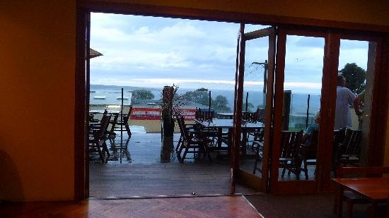 Great Southern Inn & Backpackers: View from the restaurant
