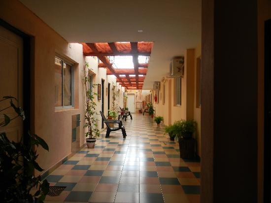 Bosetti Apart Hotel: Interno
