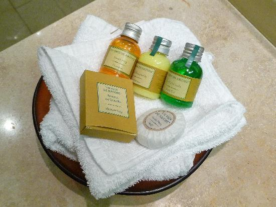 Grand Mercure The Vintage Hunter Valley: Toiletries provided
