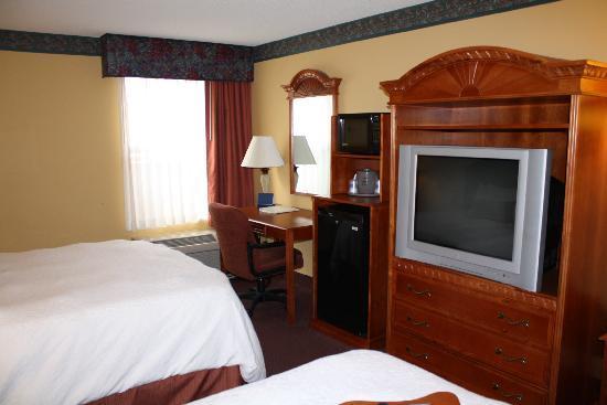 Hampton Inn Orlando - Florida Mall: great value