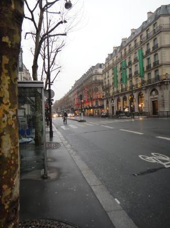 Paris, França: オースマン通り