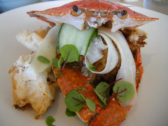 Southern Ocean Lodge: Great Locally Sourced Food