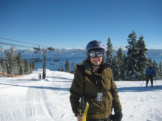 Homewood Mountain Resort: amazing Lake Tahoe view