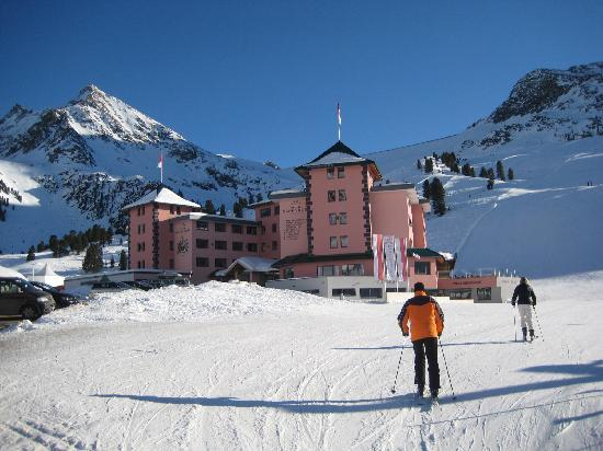 Hotel Alpenrose : Hotelansicht