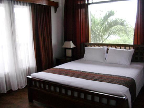 Puri Dukuh Accommodation: Double Room Upstairs