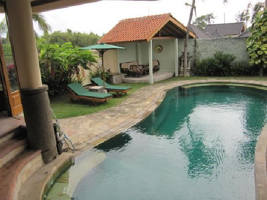 Puri Dukuh Accommodation: Swimming Pool
