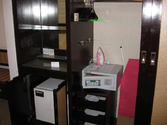 โรงแรมเบย์วิว มะละกา: room4