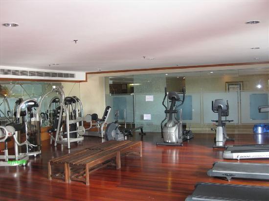 โรงแรมเบย์วิว มะละกา: gym