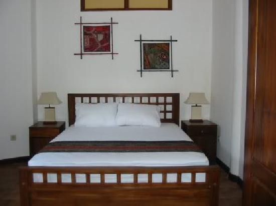 Puri Dukuh Accommodation: Double Room Downstairs
