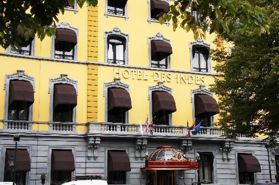 Hotel Des Indes, a Luxury Collection Hotel: Hotel Des Indes Außenansicht