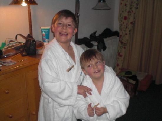 Hotel Die Post: Wellness - auch für Kids