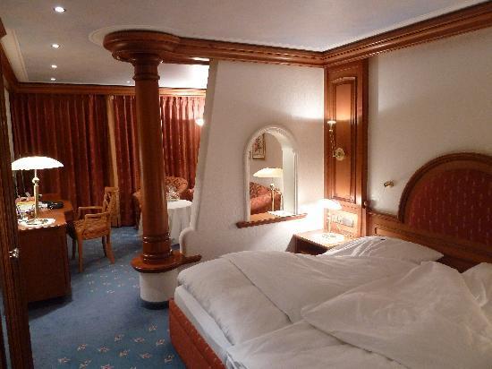 Hotel Dollenberg: juniorsuite