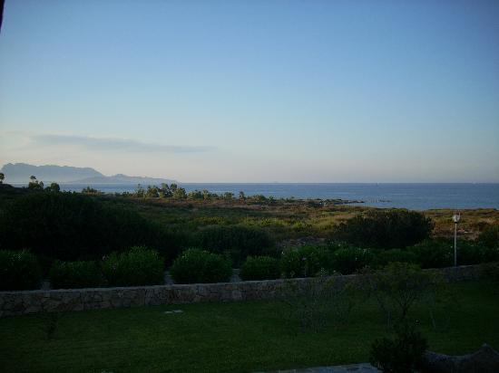 Hotel Costa Caddu: vista dall'hotel