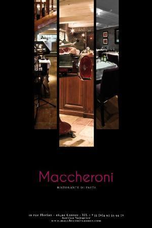 Maccheroni: Fly