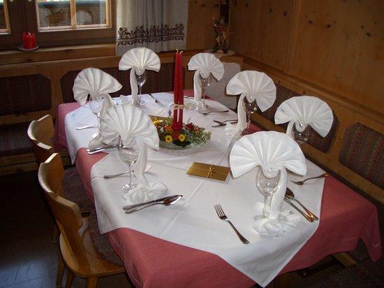 Krauterwirtshaus Strumerhof: ideal für besondere Anlässe