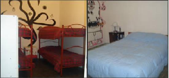 Open Bayres Hostel: habitaciones