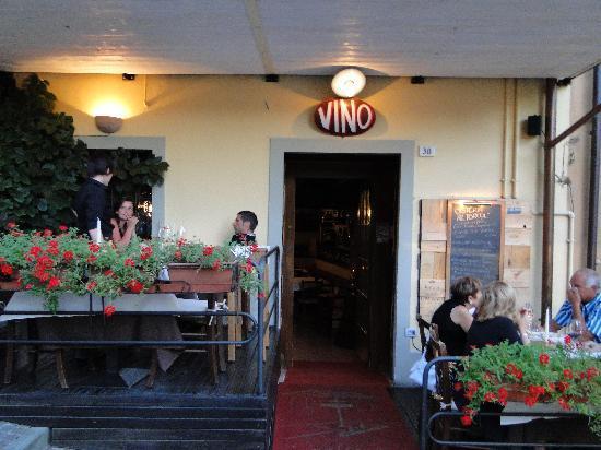 Osteria al Torcol: Restaurant Eingang