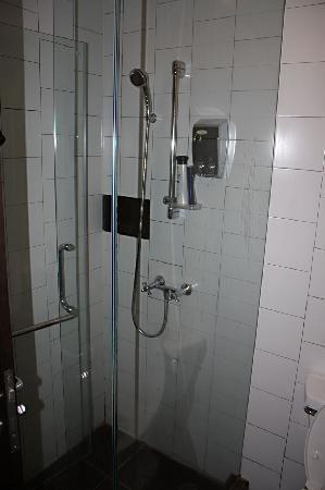 K - Hotel: Dusche