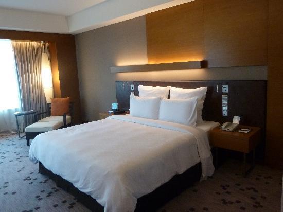 Radisson Blu Cebu: Business class room