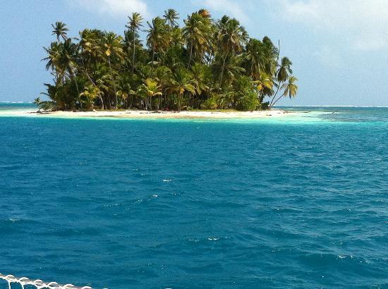 Islas San Blas, Panamá: Cocobandero west