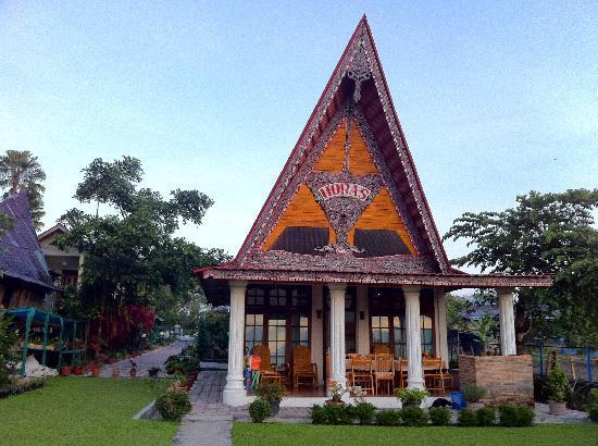 Samosir, Indonesia: Horas Family Home, The Villa