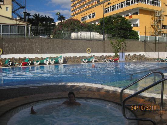 Beverly Park Hotel : Uno de los Jacuzzis